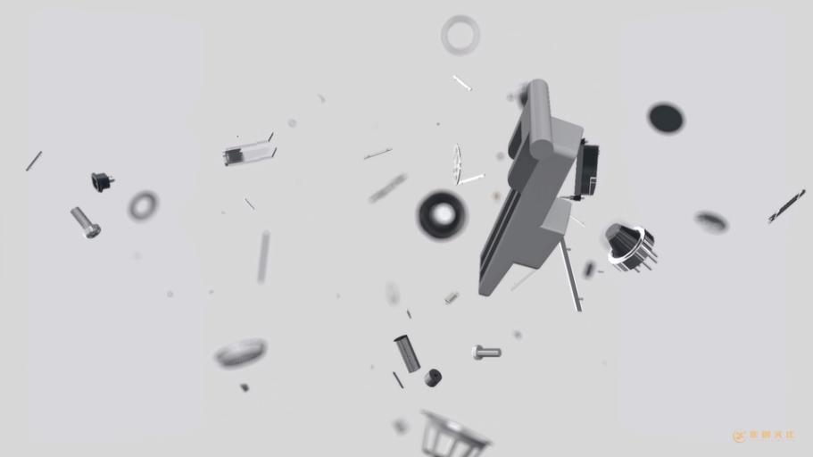 产品三维动画