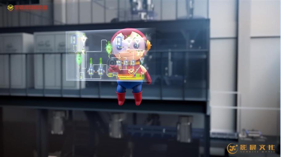 工业三维动画-工业三维动画模拟操作控制
